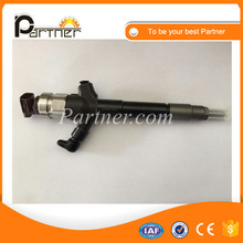 Hot sale! 1465A041 095000-5600 new rail fuel injector for Mitsubishi L200 4D56 engine