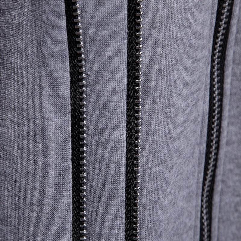 Custom Longtail Zipper Hoodie 17