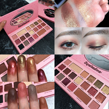 21 Colors Jease EyeShadow Palette Shimmer Matte Pigment Glitter Eyeshadow Pallete Nude Smoky Shadows Cosmetics Makeup me