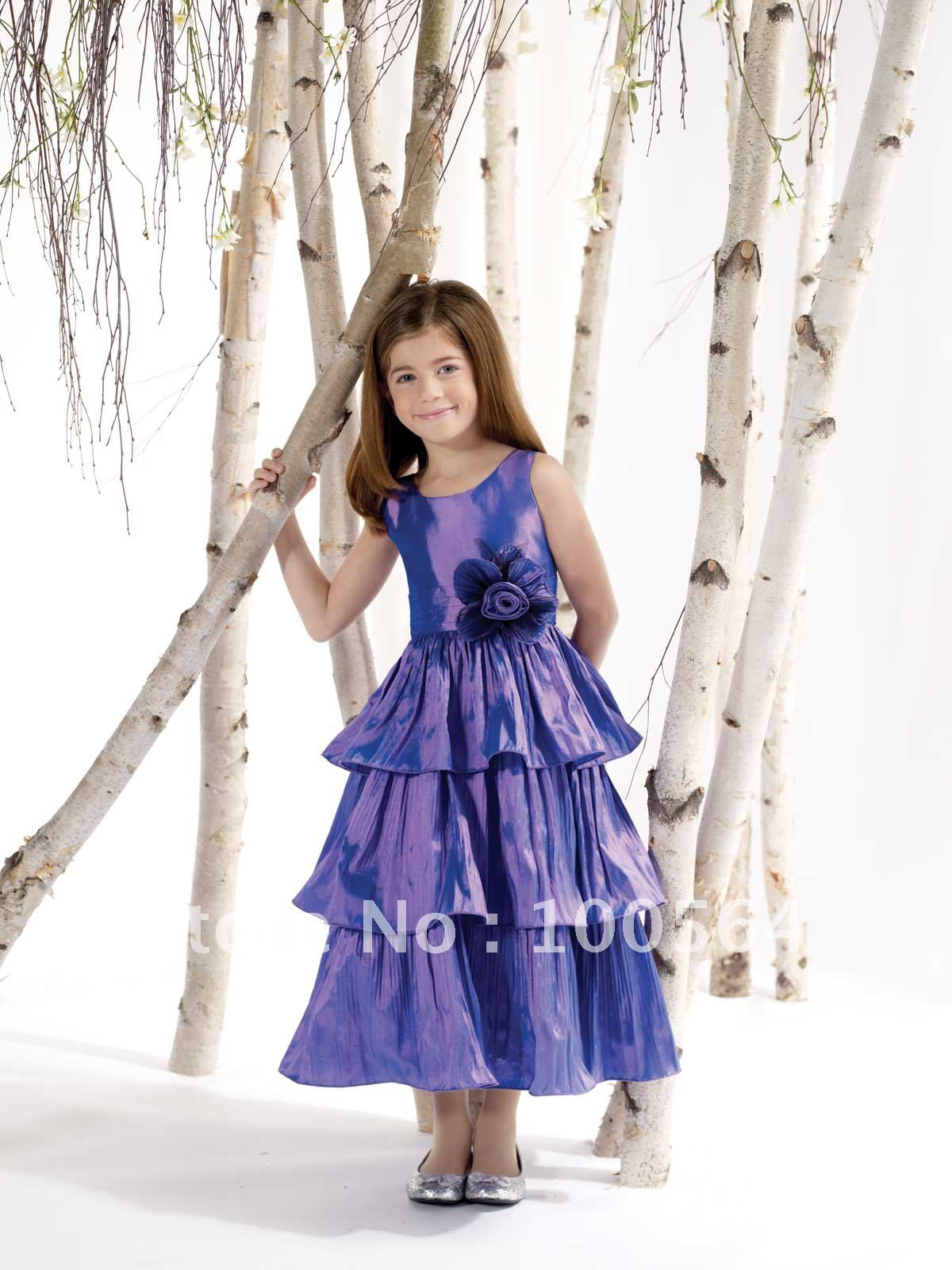 Colorful Young Girls Party Dresses Ensign - Wedding Dress Ideas ...