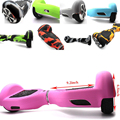 Rubber Guard Protection for Hoverboard Silicone Case Cover Shell for 6.5 Inches 2 Wheels Self Balancing Electric Scooter Board