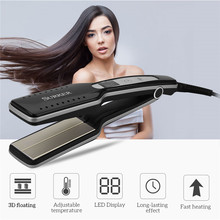 Gears Temperature Hair Straightener