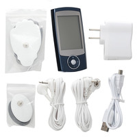 16 Modes Electrical Stimulator Full Body Relax Muscle Therapy Mini Massage Pulse Tens Acupuncture Health