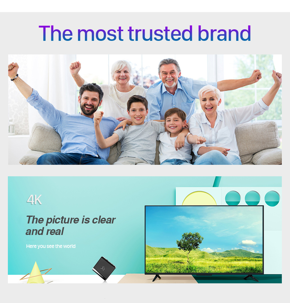 Leadcool S2 with 1 Year QHDTV Arabic French IPTV Subscription FULL HD 4K Android 8.1 Box Europe Italy Spanish IPTV Subscription  (10)