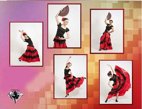 DB23542 flamenco costumes-12