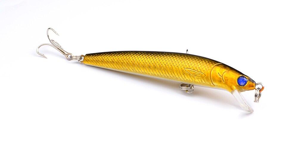 Рыбалка приманки 9.5 см/8.5 г прикормы экспортируется в Японии Рынок 8 цветов рыболовные снасти #6 из высокоуглеродистой молния