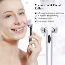 Mini 3D Face-lifting Wheel To Fade Eye Fine Lines Wrinkle Remover Facial Tool Y Shape