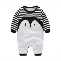 Baby Clothes 100 Cotton Boys Girls Newborn Infant Kids Rompers Winter Autumn Summer Cute Long Sleeve