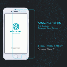 For iPhone 7 Glass Nillkin H+ Pro 0.2mm Ultra Thin Anti-Explosion Tempered Screen Protector Film Apple