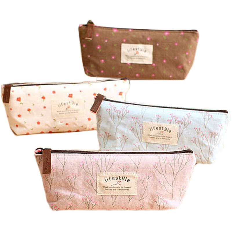Pencil Purse Beautician Vanity Necessaire Girl Beauty Women Travel Toiletry Kit Make Up Makeup Case Cosmetic Bag Organizer Pouch big cosmetic bag vanity case travel organizer functional makeup box toiletry storage beautician necessaire accessories supply