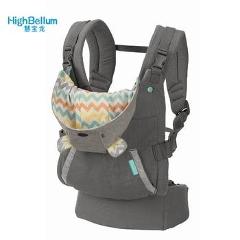Baby Carrier Sling Portable Child Suspenders Backpack Thickening Shoulders 19kg Kangaroo Bebe Mochila Infantil Mochila Top