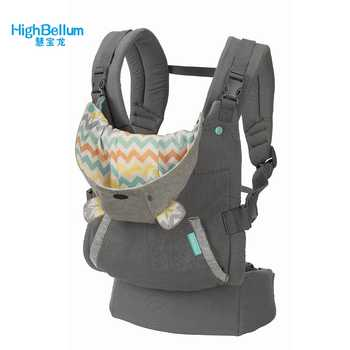 Baby Carrier Sling Portable Child Suspenders Backpack Thickening Shoulders 360 Ergonomic Hoodie Kangaroo Baby Carrier - DISCOUNT ITEM  10% OFF All Category