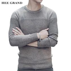 Hee grand men casual sweater 2017 new arrilval o neck full sleeve solid color slim fitted.jpg 250x250