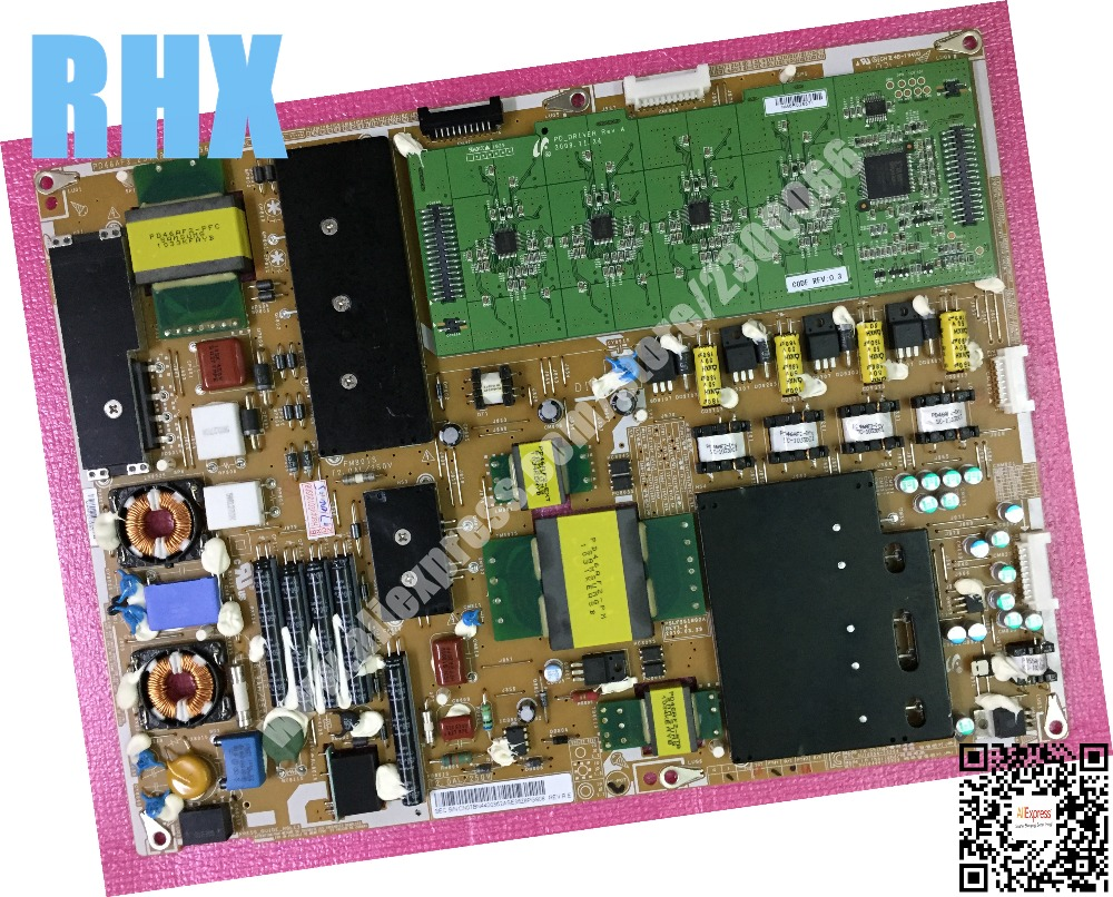 for samsung UA55C8000XF 46C8000 LCD TV power supply board PD46AF2_ZSM BN44-00362A PSLF251B02A is used lcd tv power driver board lk37k1 special number 0094001295b used disassemble