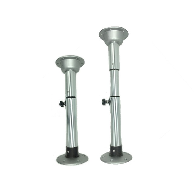 RV Telescopic Table Legs Adjustable Height Table Mount Motor Homes Table  Bracket Stowable Table Stand