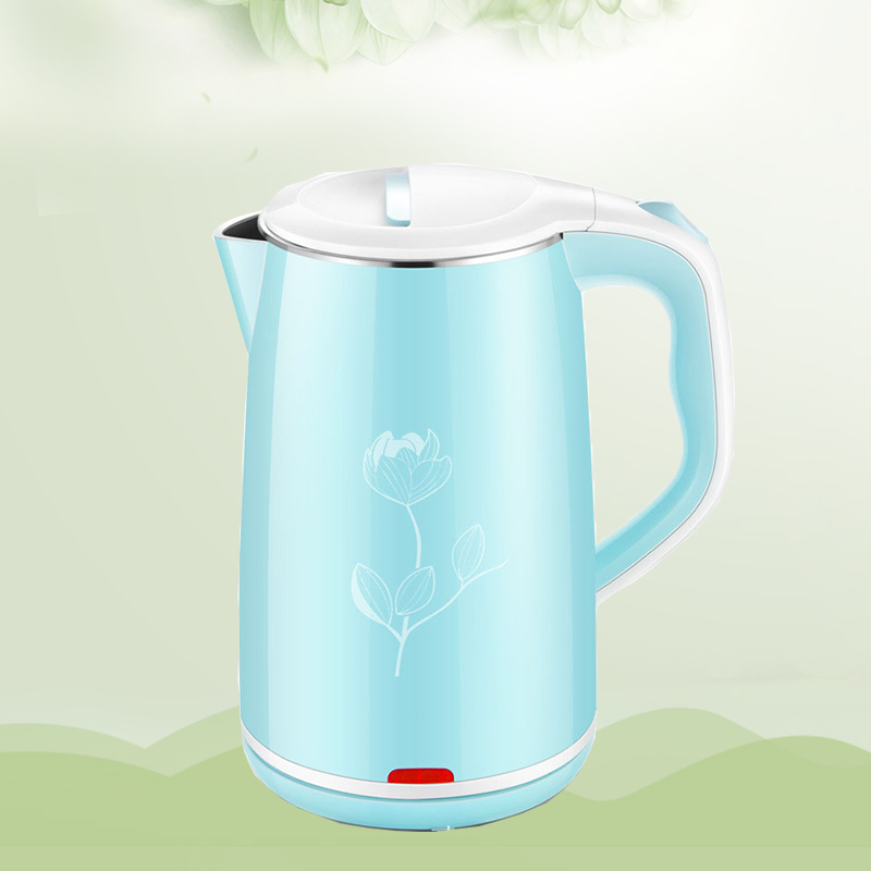 304 Stainless Steel Household Electric Water Kettle 1500W 1.8L Safety Auto-Off 220V Heating Kettles the research and development of bluetooth transmission and research and development of the bmd101 mini ecg sensor