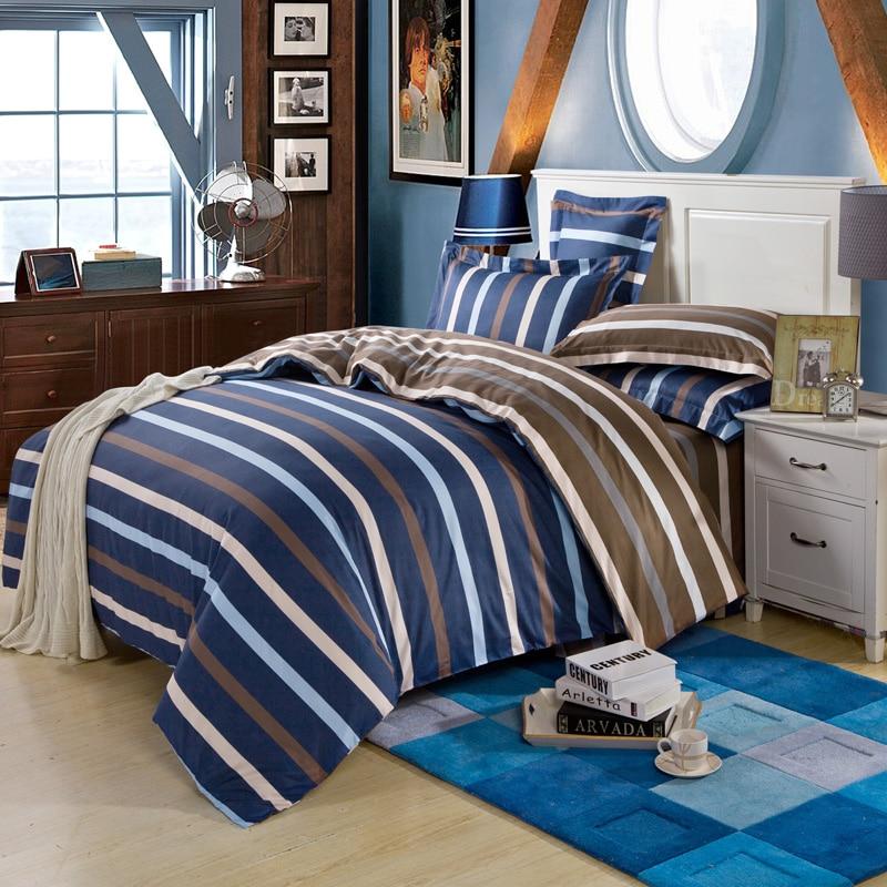 Hot High Thread active 100% Cotton printed bedding set Comfortable and Healthy duvet cover pillowcase bedsheet