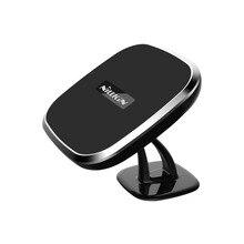 Nillkin Ци Беспроводной Зарядное устройство Pad 360 градусов Регулируемый Беспроводное зарядное устройство для Samsung S8 S8 плюс S7 для iPhone 6 S 7 7 Plus автомобилей стол