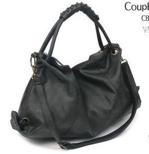 2017 New Arrival Vintage Quality Leather Handbag Women Fashion Shoulder Bag Designer Retro Style Cowhide Hobo