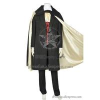 The Phantom Of The Opera Cosplay Angel Of Music Erik Costume Full Set Uniform Cloak Suit Halloween Fashion Party Fast Shipping