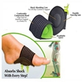 Fasciitis arch supports heel Pillow spurs silicone gel foot arch insoles massager orthotic insole pad for feet care