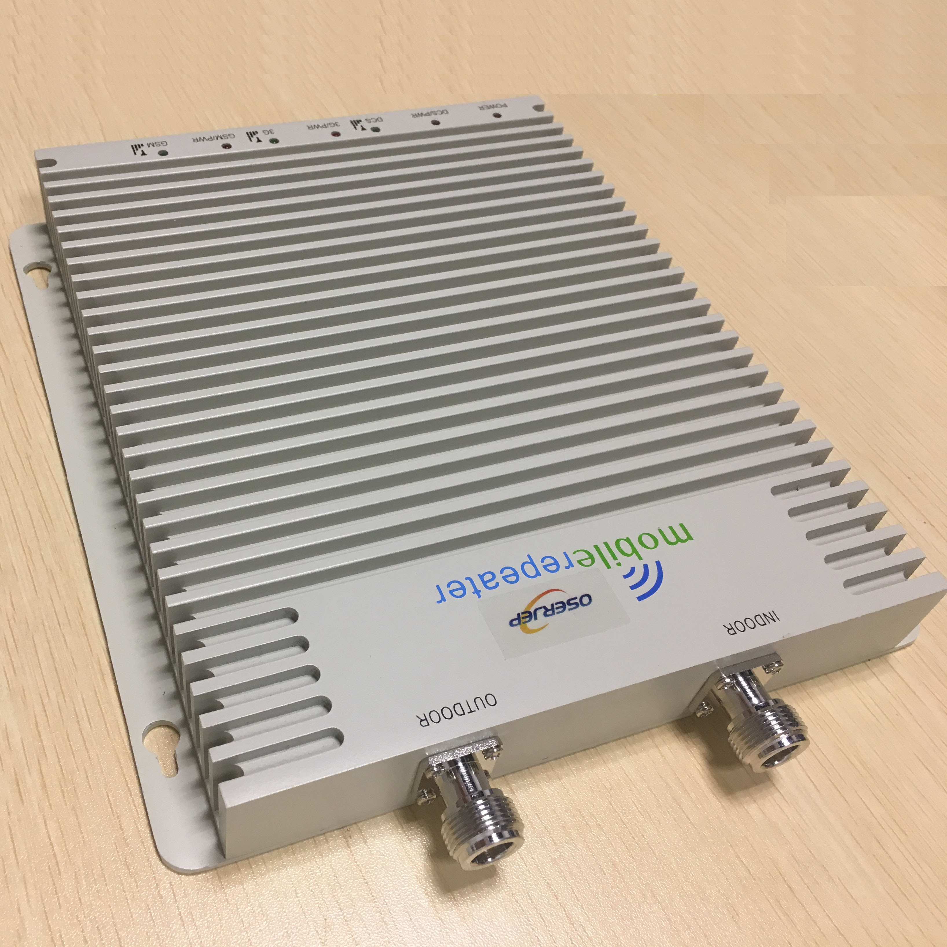 45w outdoor cell phone jammer   High Power GSM/DCS Dual Band (900MHz/1800MHz) Cell Phone Signal Booster