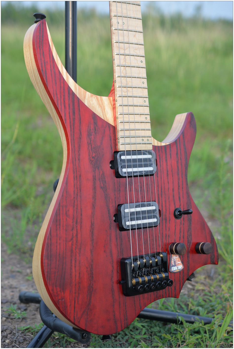 Aliexpress.com : Buy NK Headless Electric Guitar style ...