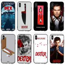 Fashion Dexter David Fisher Phone Cover for iPhone 7 Case Xs Max XR X 8 Plus 6 6S 5S 5 SE Shell david fisher escobar