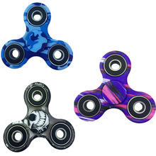 5 Colour Fidget Hand Spinners