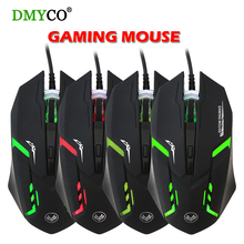 Adjustable V3 USB Wired Gaming Mouse Mice 4 Buttons Optical Computer gamer Mouse USB Mause For Computer Laptop PC