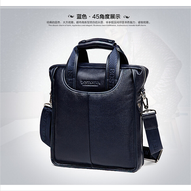 bostanten 100% top couro genuÍno Tipo de Ítem : Messenger Bags
