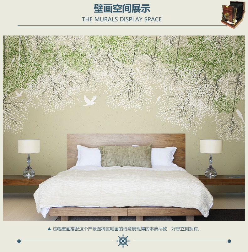 Floral Wallpaper Bedroom Ideas | Home Design Ideas