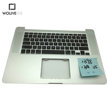 """New Topcase Palmrest For Macbook Pro Retina 15.4"""" A1398 2013 with US keyboard without touchpad"""