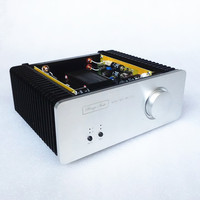 SA1969 hifi Pure Class A HOOD 1969 Audio Power Amplifier HiFi Stereo 10W Microphone AMP finished board