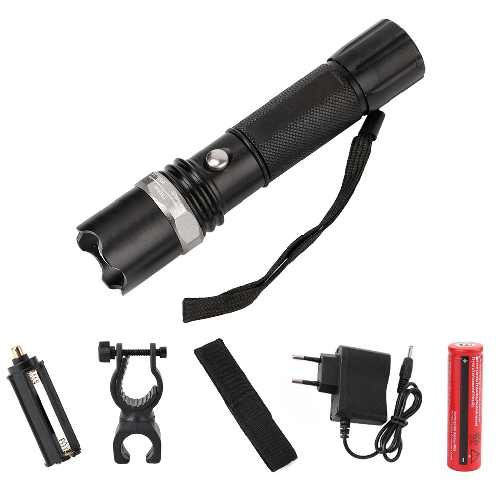 Lantern Rotary Zoom able Torch Flashlight 18650 Rechargeable XPE Led Flashlight Waterproof Lanterna Led Linterna Lampe Torch монтажно тяговый механизм able wrp 16 20