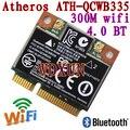 Reemplazo para portátil HP 690019-001 689457-001 733268-001 Atheros AR9565 QCWB335 Mini PCIe WIFI WLAN tarjeta Bluetooth inalámbrico