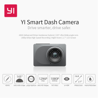 YI Smart Dash Camera WiFi Car DVR Night Vision HD 1080P 2 7 165 Degree 60fps