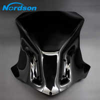 Nordson Motorcycle accessories Windshield For BMW G310GS G 310GS G310 GS 2017 2018 Windscreen Double Bubble Screen