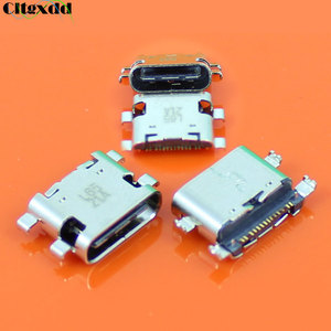 cltgxdd Mini jack socket charging port dock plug repair Type C micro usb connector for ZTE C2016 W2016 Nubia Z11 mini max nx529j