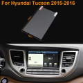 Car Styling 8 Inch GPS Navigation Screen Steel Protective Film For HYUNDAI Tucson Control of LCD Screen Car Sticker