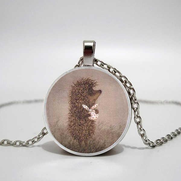 האל גאנש שרשרת מזל תליון הודי פיל שרשרת בודהה מדיטציה רוח שרשרת זכוכית בקתת שרשרת