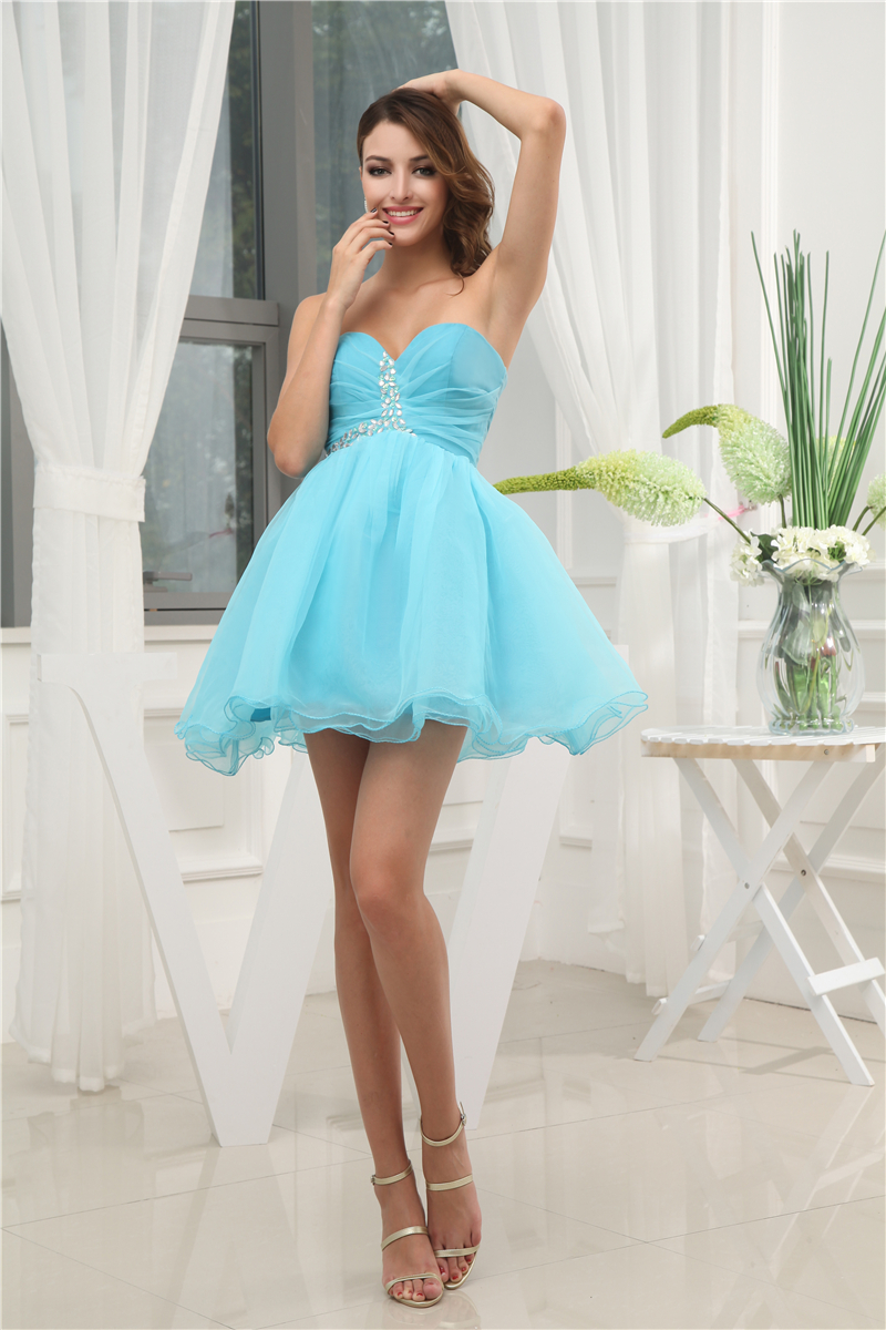 Amazing Babydoll Party Dresses Photos - All Wedding Dresses ...