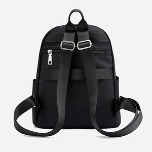 Image 4 - Female Backpack Preppy Style Nylon Women Backpack High Quality waterproof Shoulder Bags teenager Student Bag for girls bags