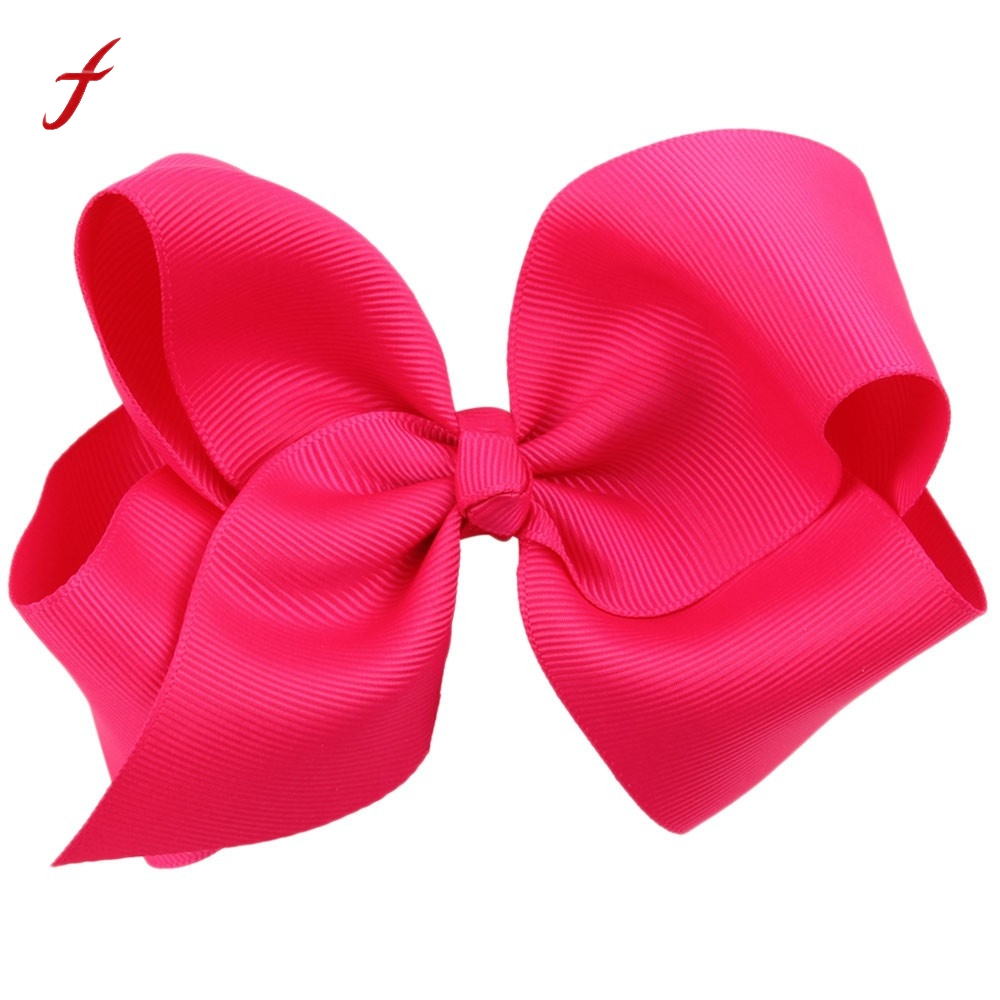 Children's Butterfly Knot Hair Clip baby girl grosgrain ribbon boutique hair bows with alligator clips pinwheel bow for children 10 inches huge big bow clip boutique hair bows for teens girls kids children women alligator hair clips grosgrain ribbon bows