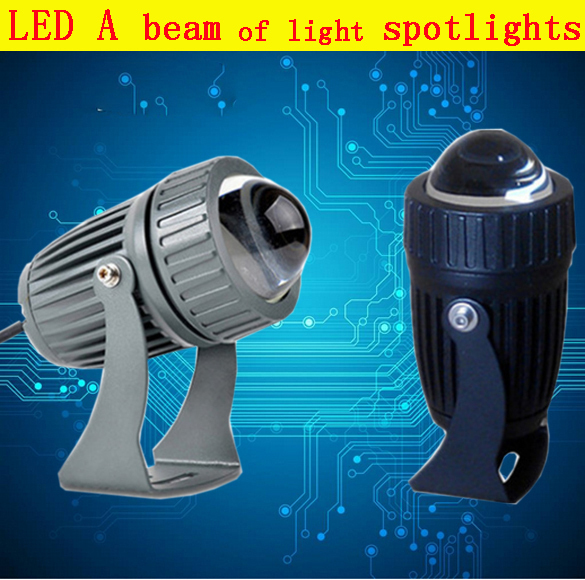 Best Price Aluminum 10W IP66 Narrow Beam Angle Led Outdoor Spot Light For Wall Illuminating Projects External Washer In Landscape Lighting