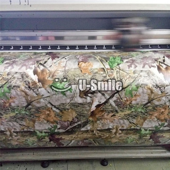 Camo Realtree Mossy Oak Vinyl Film Wrap Realtree Camouflage Vinyl Wrap Decal For SUV TRUCK Jeep 30M/Roll