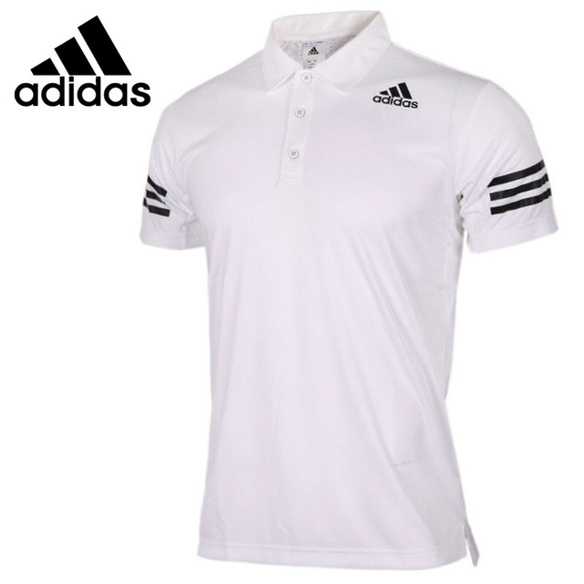 cd9a90ef18547 Original New Arrival Adidas Climacool Men s Exercise POLO short sleeve  Sportswear