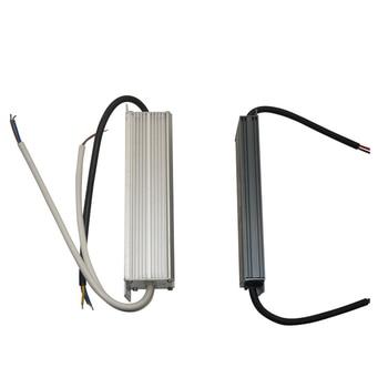 Ultra-thin waterproof LED power supply outdoor 110V 220V AC to DC12V 24V led driver 45W/60W/100W/150W/200W/250W/300W Transformer new new led strip power supply 110v 220v 264 v to 24 v 5 a led driver ip67 waterproof ultra thin led light transformer 120w