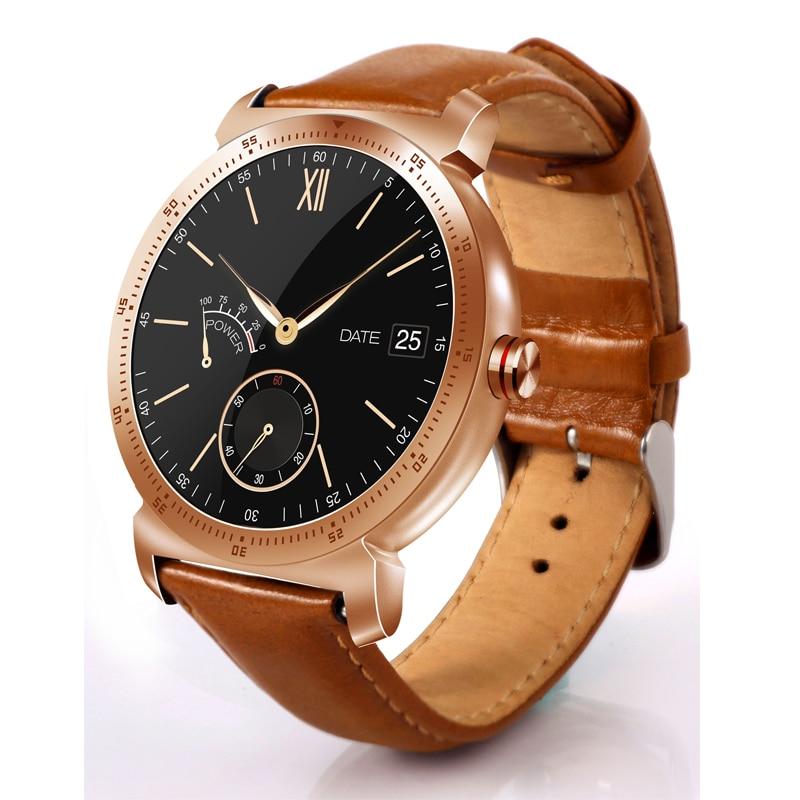 Raaavi K88Hplus Full Touch Smart Watch Men Bluetooth Dial Call Heart Rate Blood Pressure