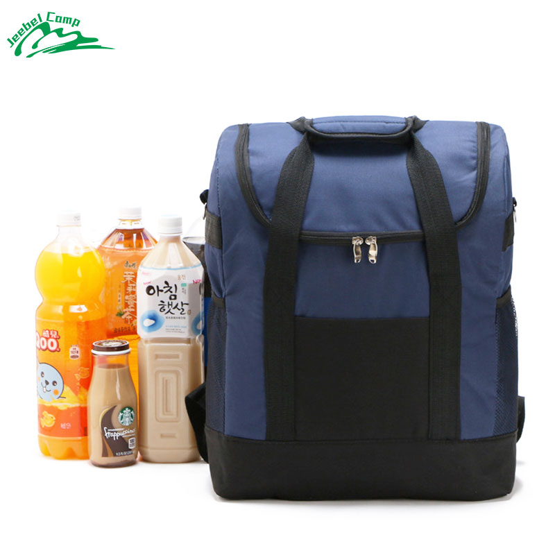 Jeebel 25L Large Picnic Backpack Thermo Lunch Bags Cooler Refrigerator for Women Kids Thermal Bag Lunch box Food campingaz smart 25l cooler